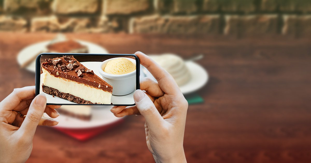 Take a picture of your meal at Frankie & Benny's and post it on Instagram for 50% off