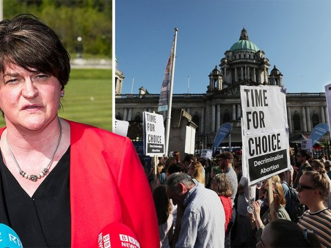 Alabama's abortion laws are not as extreme as Northern Ireland's