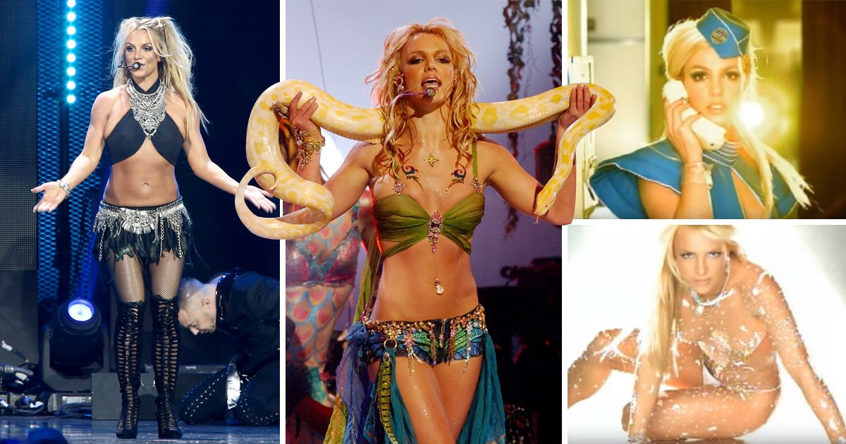 SEC_67674725 Highs and lows of Britney Spears amid fears pop's sweetheart will never perform again