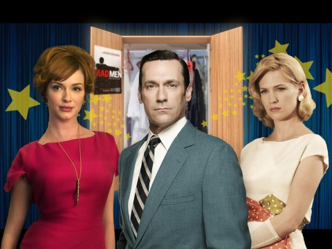 Back Into The Closet: From a reboot idea to why an episode was completely blue, all the wardrobe secrets from Mad Men