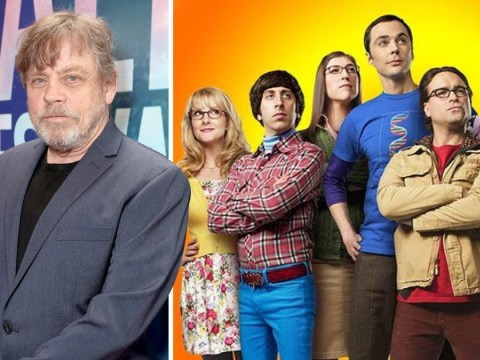 Mark Hamill thanks The Big Bang Theory for 'elevating nerd-culture to unimagined new heights'
