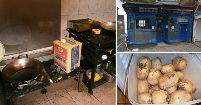 Rajesh Patel owner of Swad Indian Cuisine in Sandown, Isle of Wight, was fined nearly £6,000 for food hygiene breaches