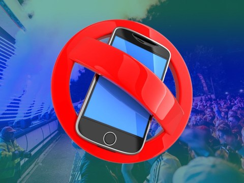 Music festival bans mobile phones so fans can 'live in the moment'
