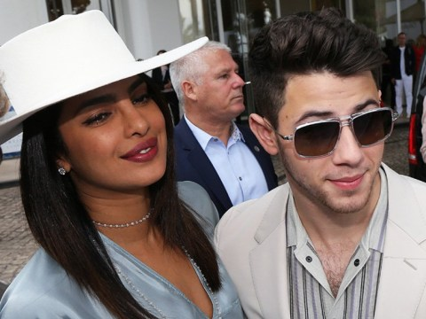 Priyanka Chopra and Nick Jonas are the ultimate power couple as they go for a stroll in Cannes