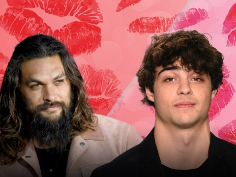 Noah Centineo takes on Jason Momoa in best kiss category at MTV Movie and TV awards