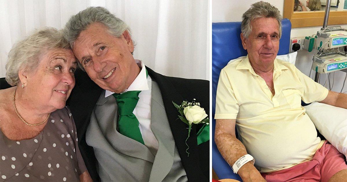 New 'miracle' drug saves cancer ridden pensioner on brink of death