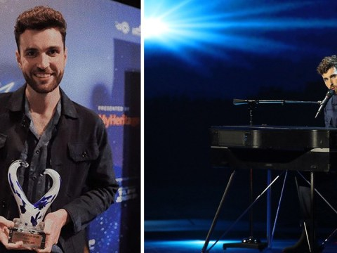 Netherlands' Duncan Laurence is already a winner as Arcade is named best Eurovision song by press
