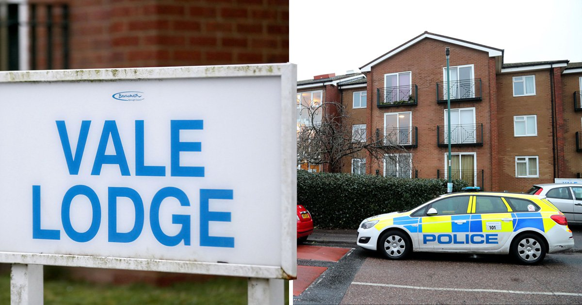 Pensioner in wheelchair burned to death when fire started at his sheltered accommodation