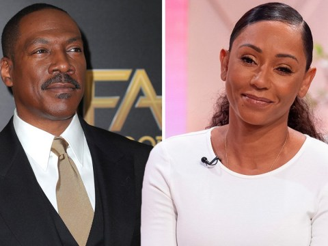 Mel B reveals ex boyfriend Eddie Murphy will always be 'the love of her life'