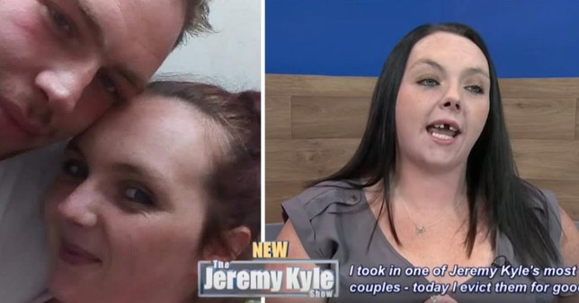 Dawne Mair and fiance fiancée Andy Hough appeared on the Jeremy Kyle Show two months ago