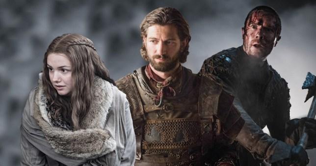 Gilly Daario Gendry Game of Thrones