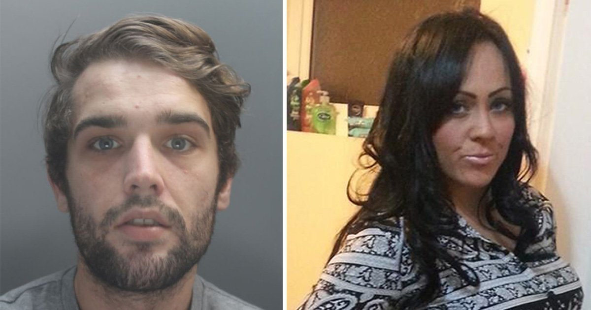 Boyfriend stabbed mum to death because she put make-up on for nan's funeral