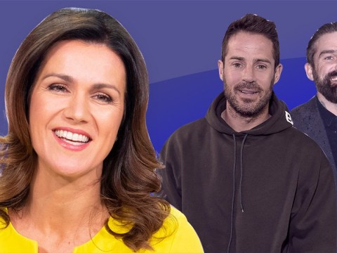 Susanna Reid reveals she's in a WhatsApp group with Jamie Redknapp and Ant Middleton