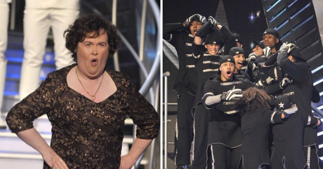 Susan Boyle and Diversity in Britain's Got Talent 2009 final