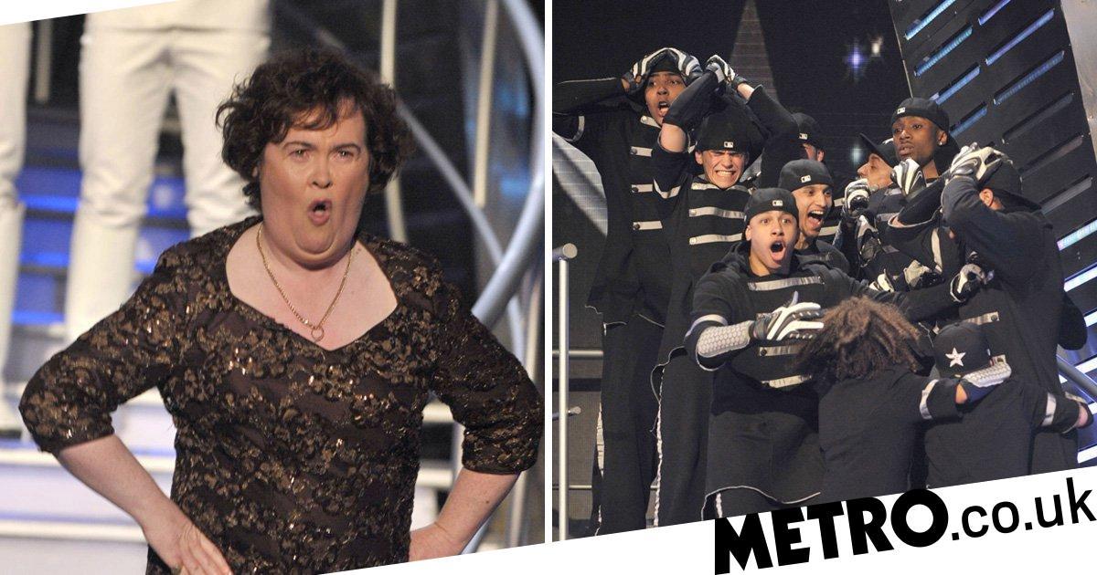 Susan Boyle Stardom Helped Diversity Win Britain S Got Talent 2009 Metro News