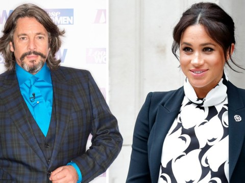 Laurence Llewelyn-Bowen wouldn't work with Meghan Markle because she's too 'beige'