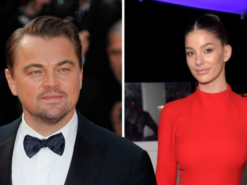 Leonardo DiCaprio's girlfriend Camila Morrone, 21, supports her man at Cannes