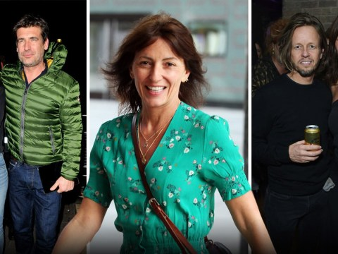 Inside Davina McCall's marriages and love life as she 'dates celebrity hairdresser'