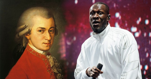 Sorry Mozart, Stormzy is more cool these days
