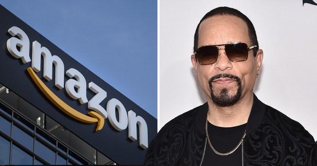 Ice T and Amazon