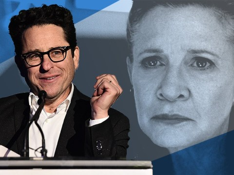 JJ Abrams says fitting Carrie Fisher into The Rise Of Skywalker was an 'impossible answer to the impossible question'
