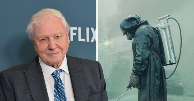 David Attenborough and HBO's Chernobyl