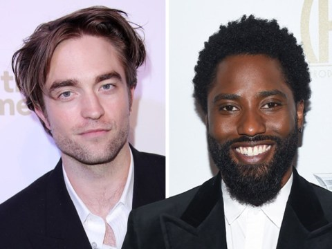 Robert Pattinson and John David Washington start filming Christopher Nolan's new epic Tenet