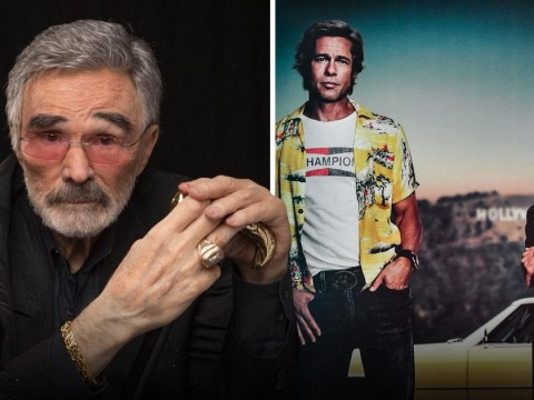 Quentin Tarantino says Burt Reynolds died rehearsing lines for Once Upon A Time In Hollywood