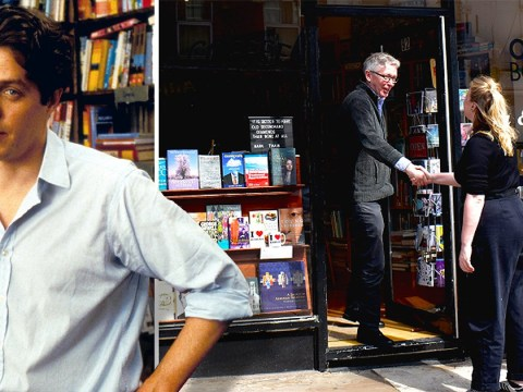 You can run a London bookshop for the day, just like Hugh Grant in Notting Hill