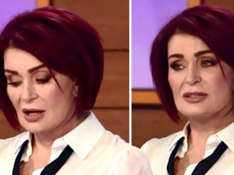 Sharon Osbourne tears up as she recalls suicide attempt: 'I would never do it again'