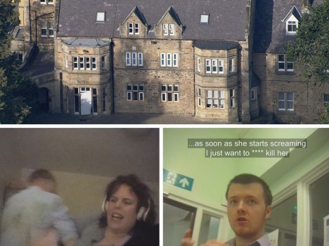 Apology after NHS care workers filmed abusing autism patients