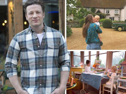 Inside Jamie and Jools Oliver's mansions as restaurant empire goes into administration