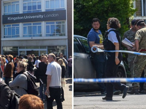 Unexploded WW2 bomb shuts down university campus