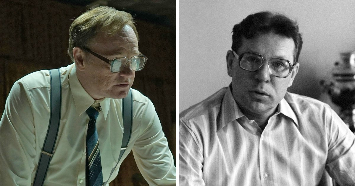 Chernobyl cast next to their real-life characters: The true story behind the disaster