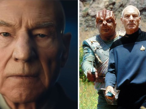 Star Trek Picard: What happened to Jean-Luc as the Star Trek: Picard trailer drops