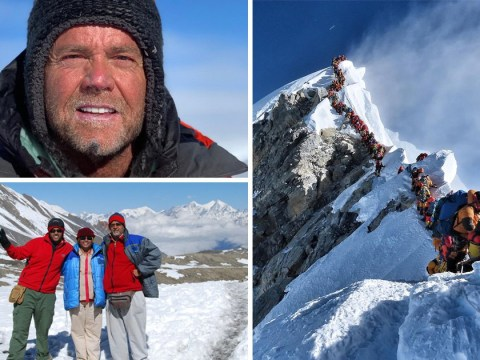 Six climbers dead after getting stuck in traffic jam on Mount Everest