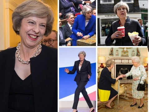 Bye bye Theresa May: The Prime Minister's career in pictures and videos