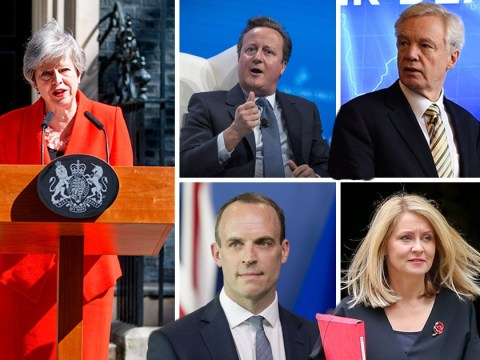 These are the Tories who have been defeated by Brexit
