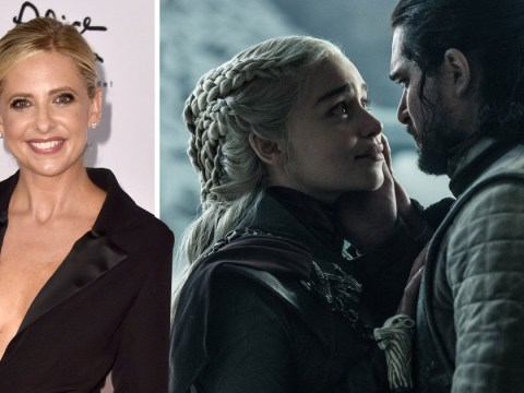 Sarah Michelle Gellar reckons Game Of Thrones finale mirrors death in Buffy The Vampire Slayer