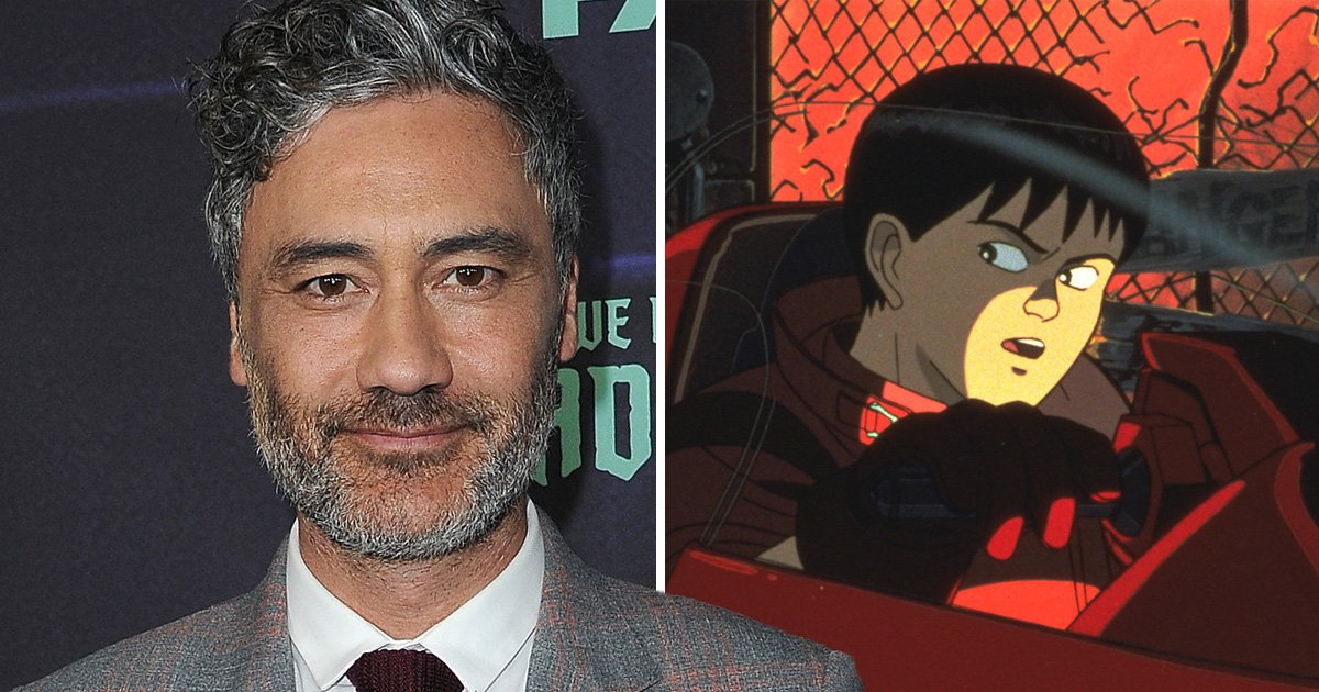 Taika Waititi's live-action Akira movie confirmed for 2021