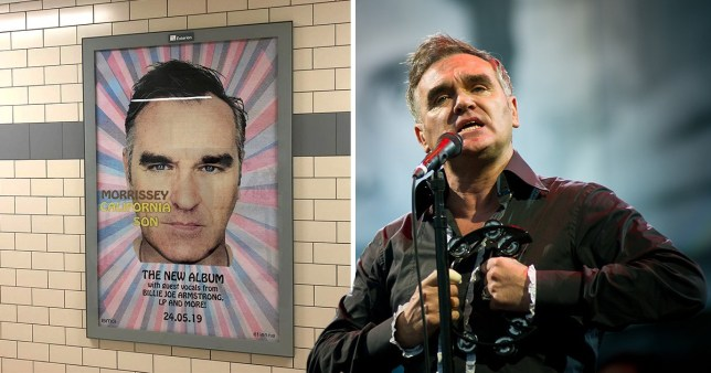 Merseyrail takes down Morrissey posters following complaint amid singers far-right political views
