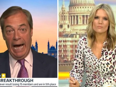 Nigel Farage dismisses claims pro-Remain parties were real winners as 'absolute tosh'