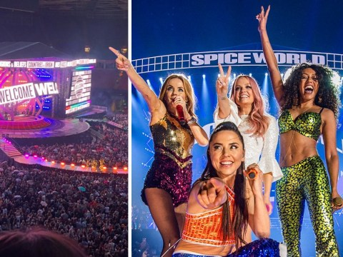 Spice Girls fans complain of 'appalling' sound again at Cardiff show after Mel B apologised for technical issues