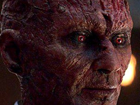 Netflix is no longer shy about revealing Lucifer's Devil face in season 4