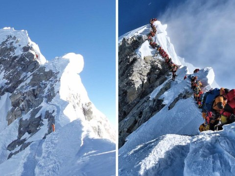 Social media to blame for deadly Mount Everest overcrowding, says climber