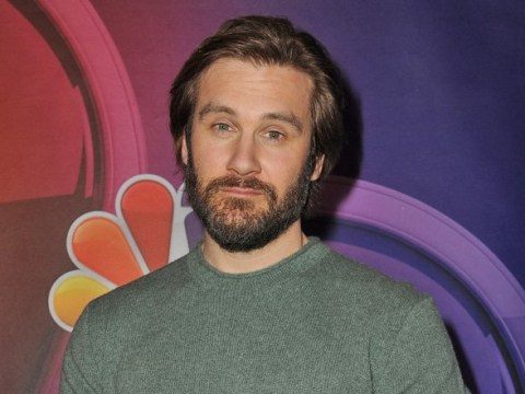 Clive Standen fanboys over real life Viking graffiti as he visits Istanbul