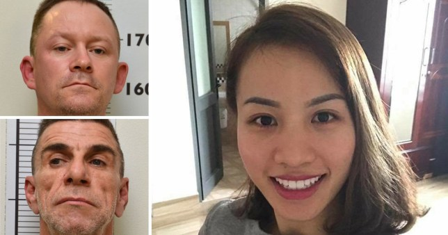 A convicted killer had threatened to attack and rape a woman around a month before going on to murder the Vietnamese mother-of-two