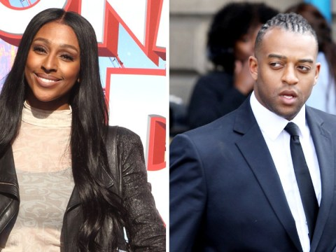 Alexandra Burke supports Oritse Williams after JLS star's not guilty rape verdict: 'You are a gentleman'