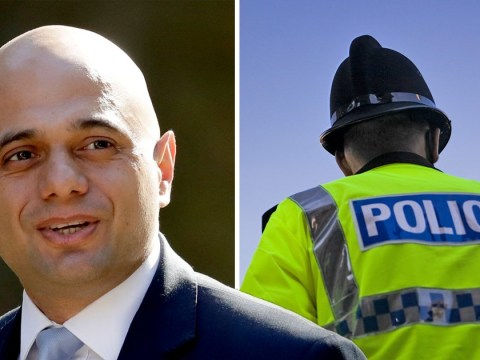 Sajid Javid 'to put 20,000 extra police on the streets' if he becomes prime minister