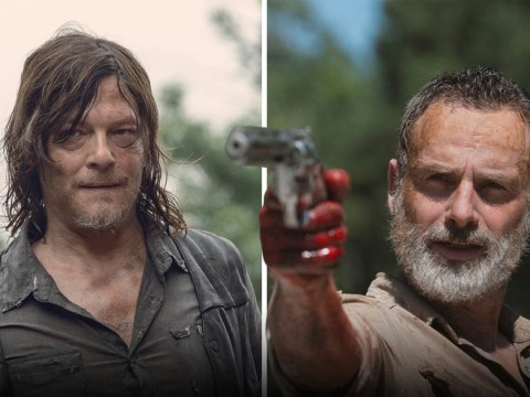 The Walking Dead bosses tease Daryl and Rick Grimes reunion ahead of season 10